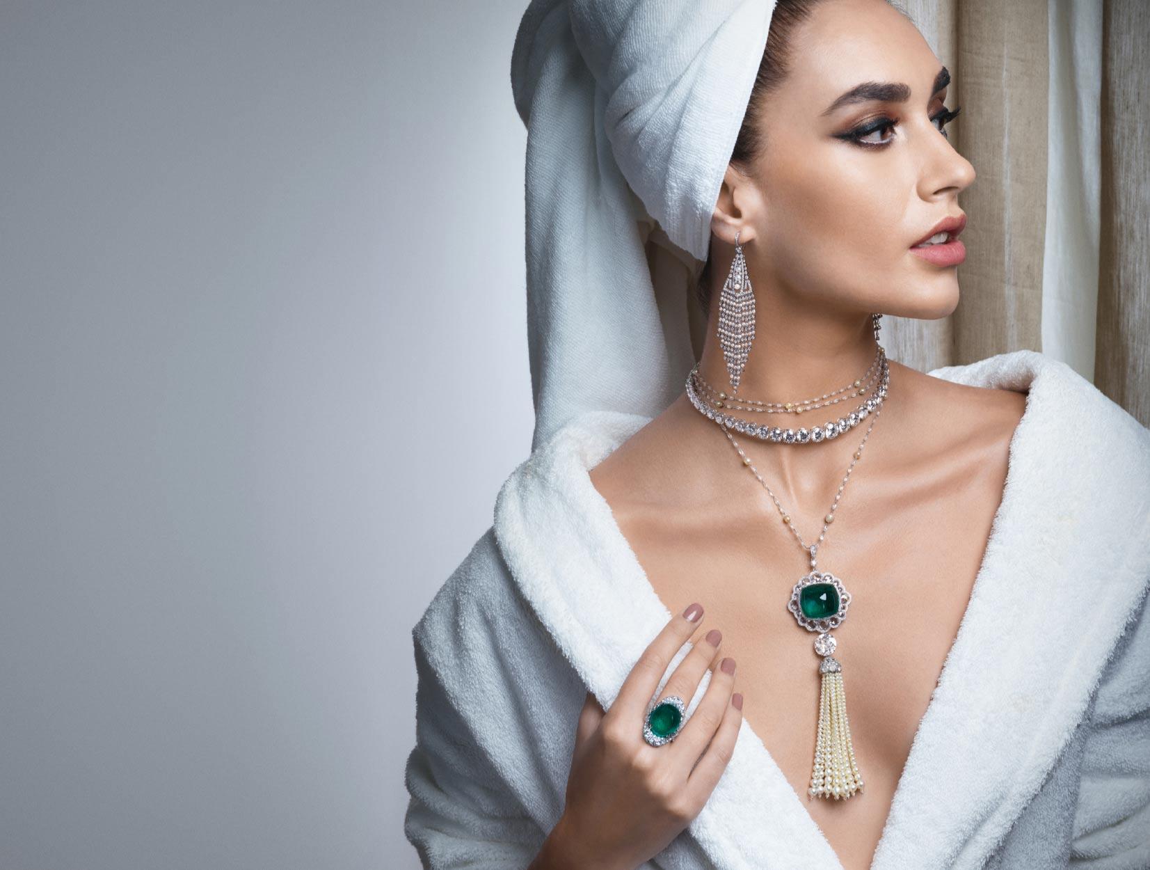 Emeralds Jewellery 10 | Maria Gaspari