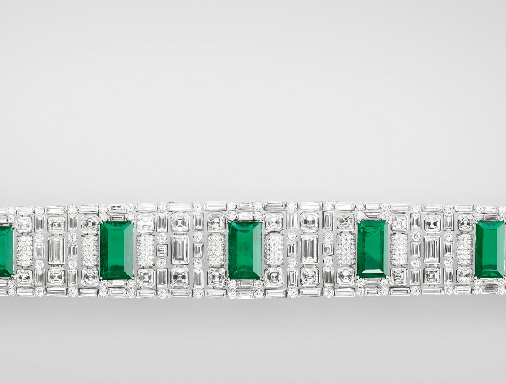 Emeralds Bracelet 04 | Maria Gaspari