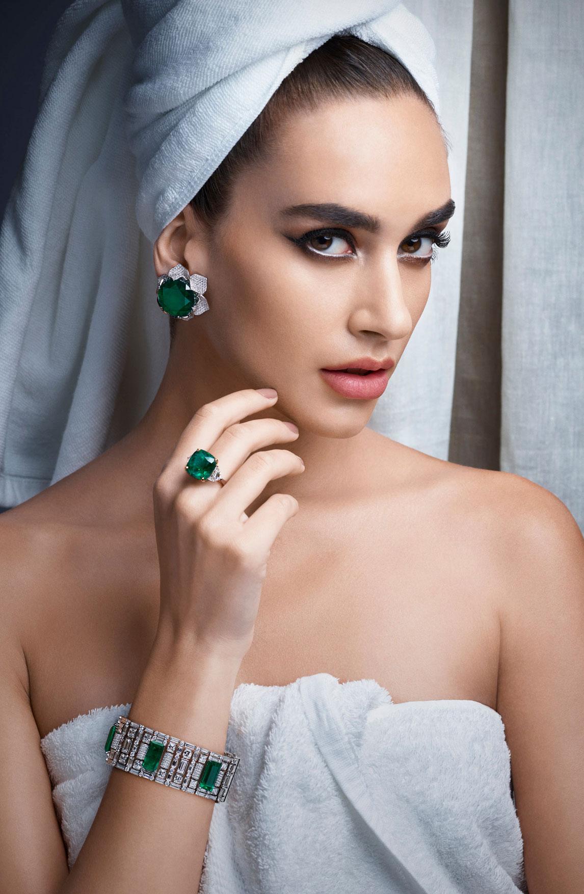 Emeralds Jewellery 11 | Maria Gaspari