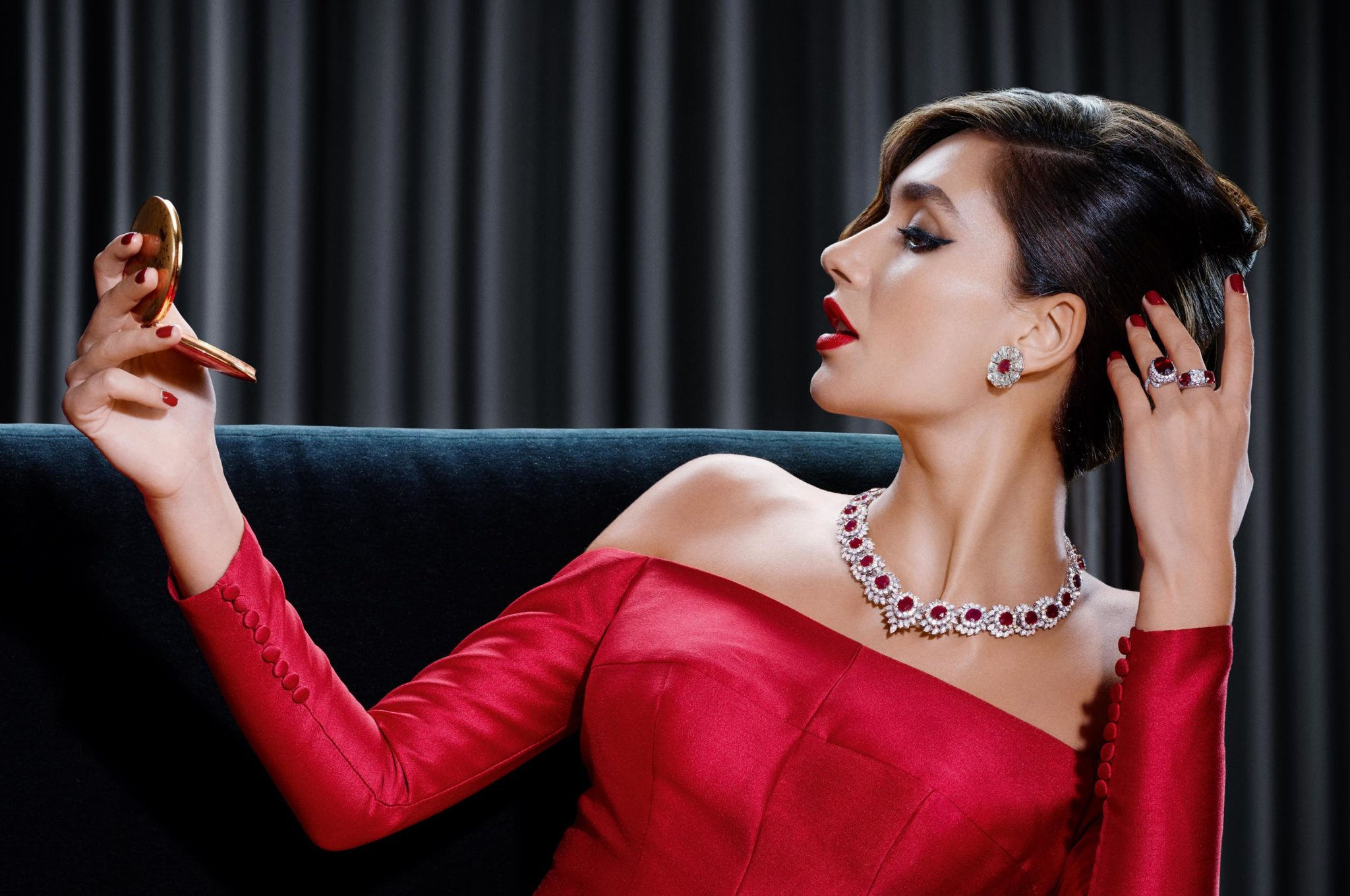 Rubies Jewellery 06 | Maria Gaspari