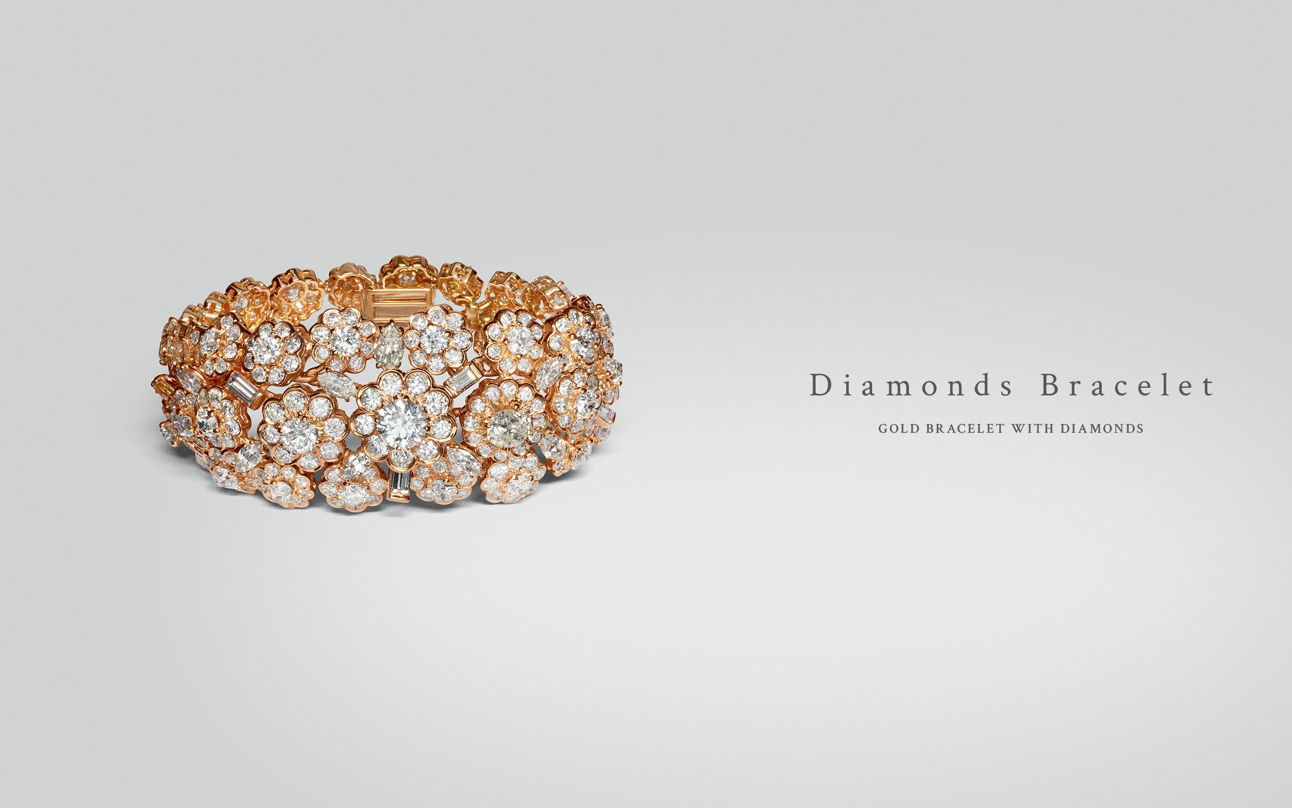 Diamonds Bracelets 07 | Maria Gaspari