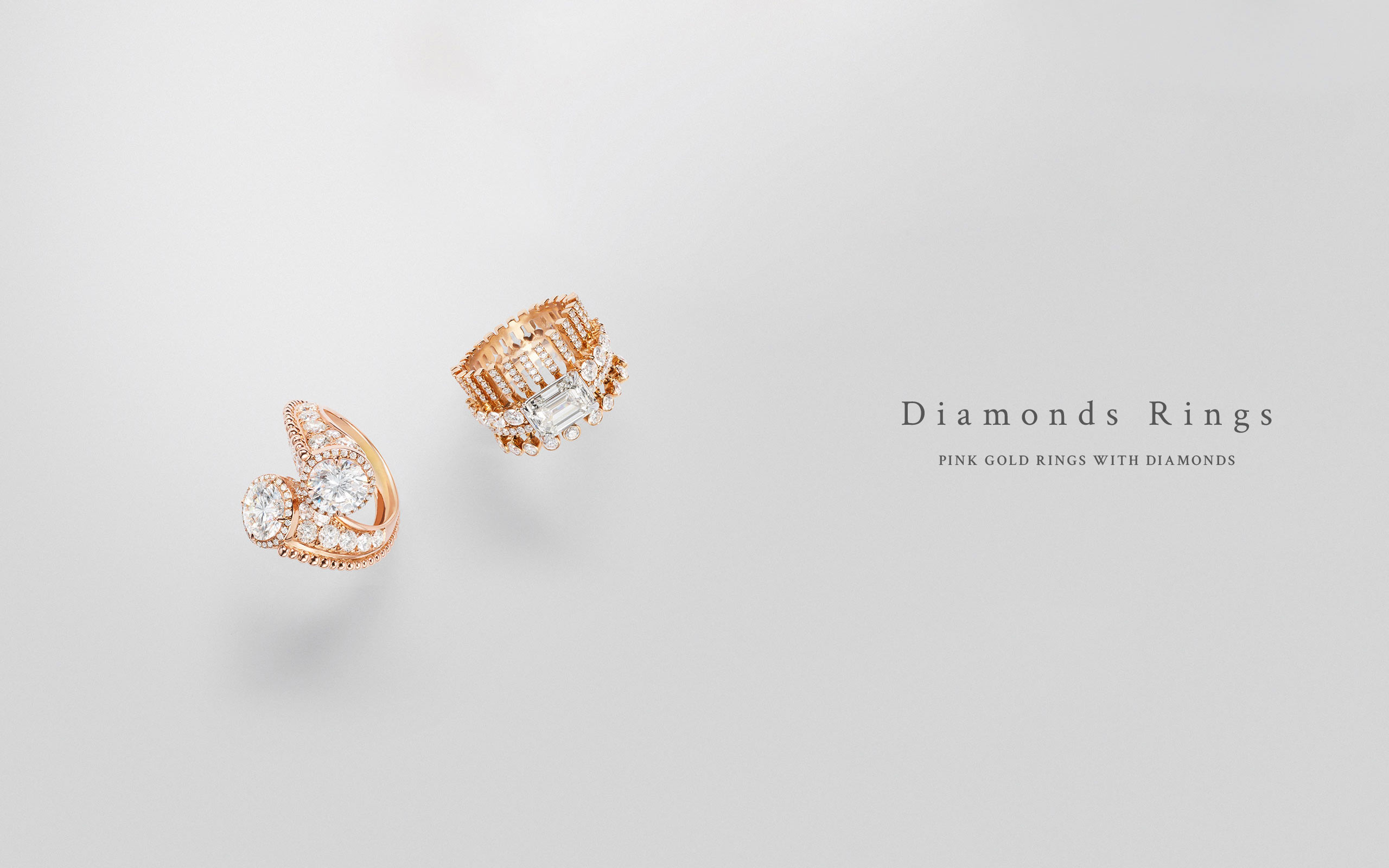 Diamonds Ring 05 | Maria Gaspari