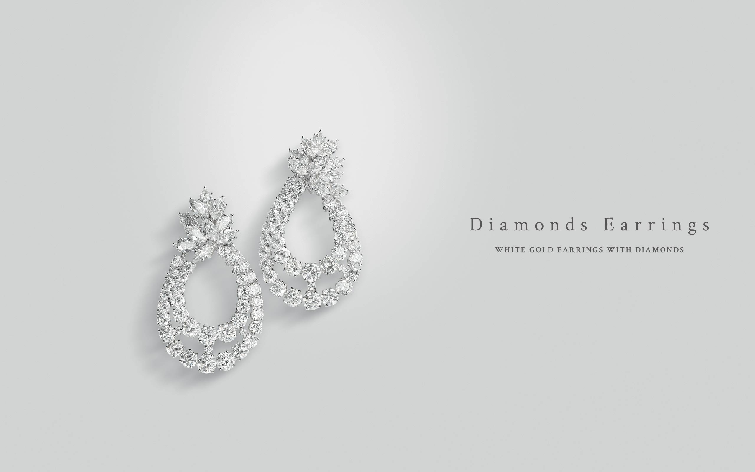 Diamonds Earrings 13 | Maria Gaspari