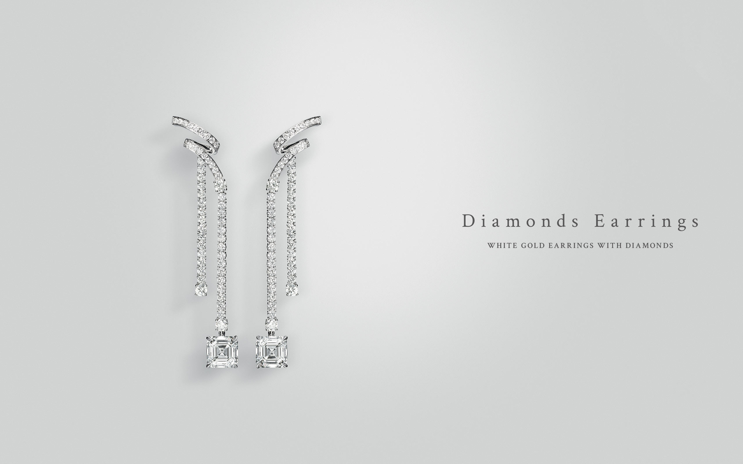 Diamonds Earrings 12 | Maria Gaspari