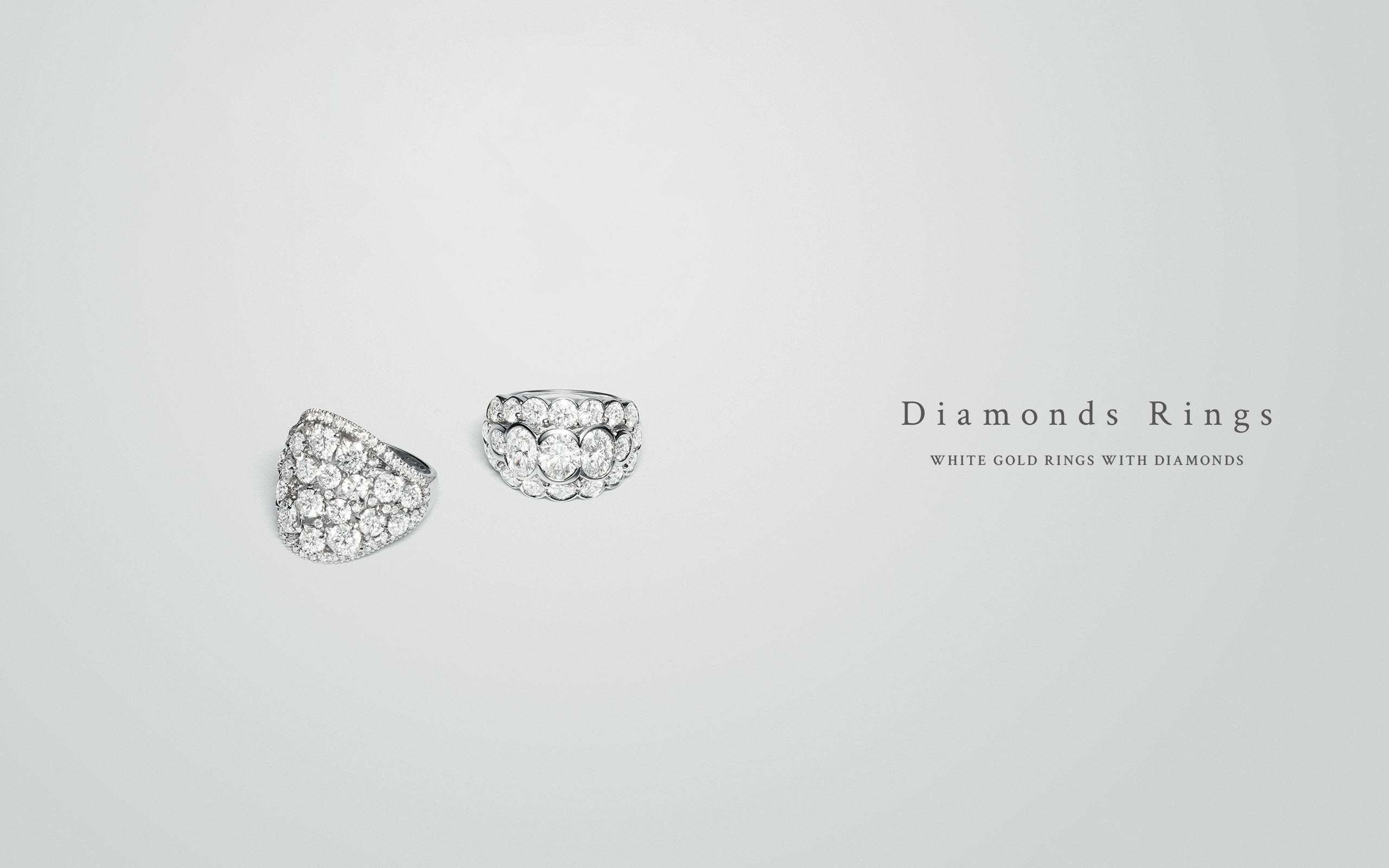 Diamonds Ring 04 | Maria Gaspari