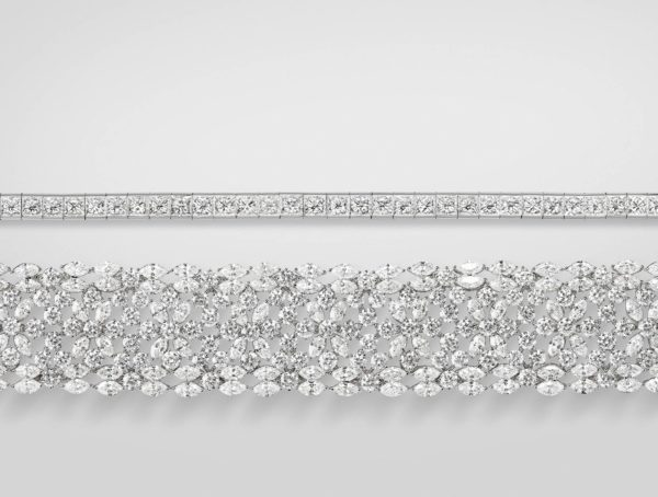 Diamonds Bracelets 02 | Maria Gaspari