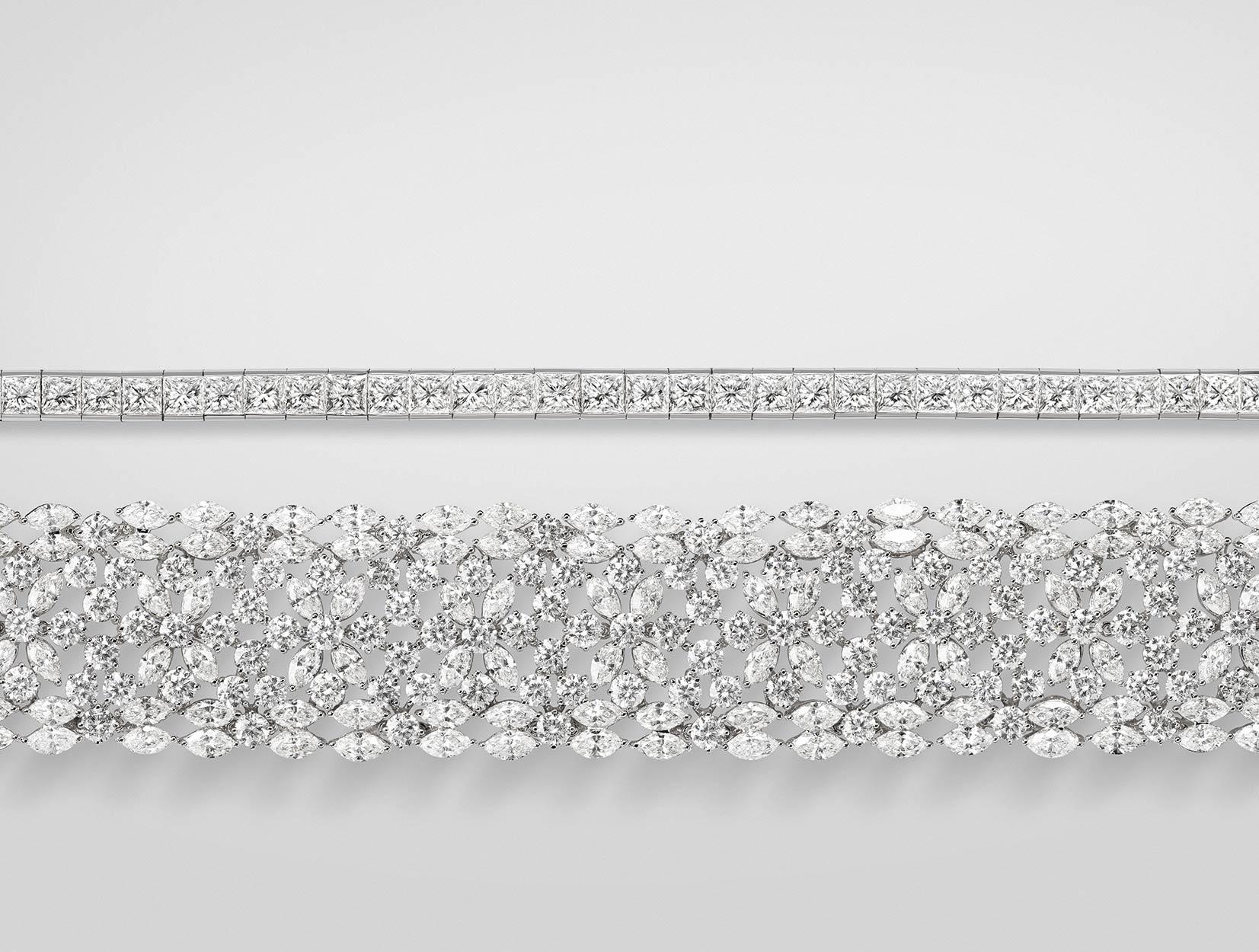 Diamonds Bracelets 02 | Maria Gaspari