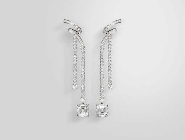 Diamonds Earrings 03 | Maria Gaspari