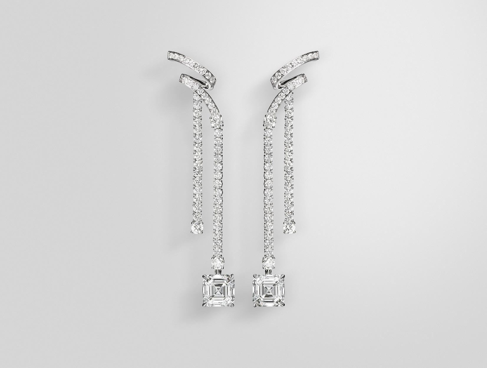 Diamonds Earrings 03 | Maria Gaspari