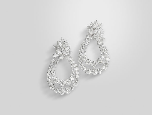Diamonds Earrings 05 | Maria Gaspari
