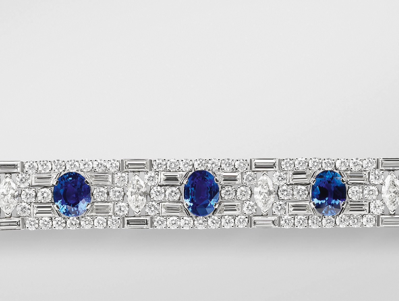 Sapphires Bracelet 01 | Maria Gaspari