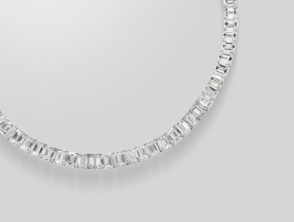Diamonds Necklace 03 | Maria Gaspari
