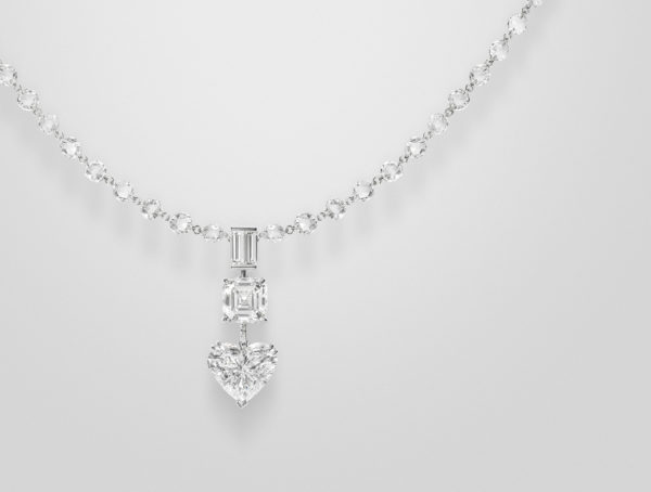 Diamonds Necklace 02 | Maria Gaspari