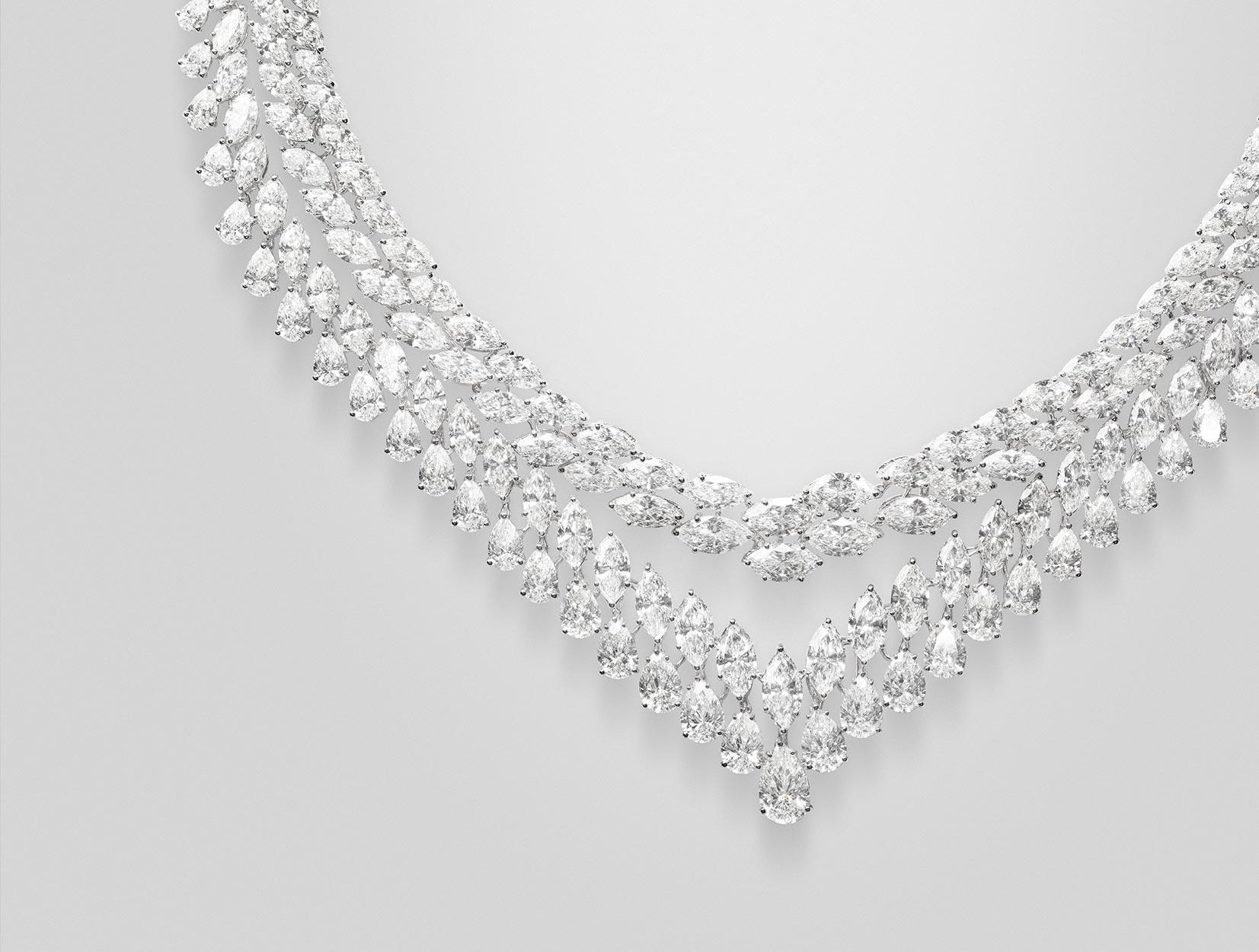 Diamonds Necklace 05 | Maria Gaspari