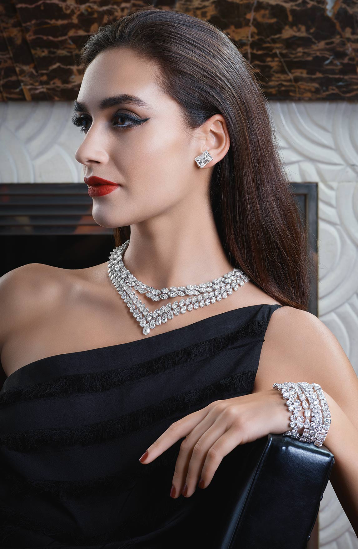 Diamonds Jewellery 03 | Maria Gaspari