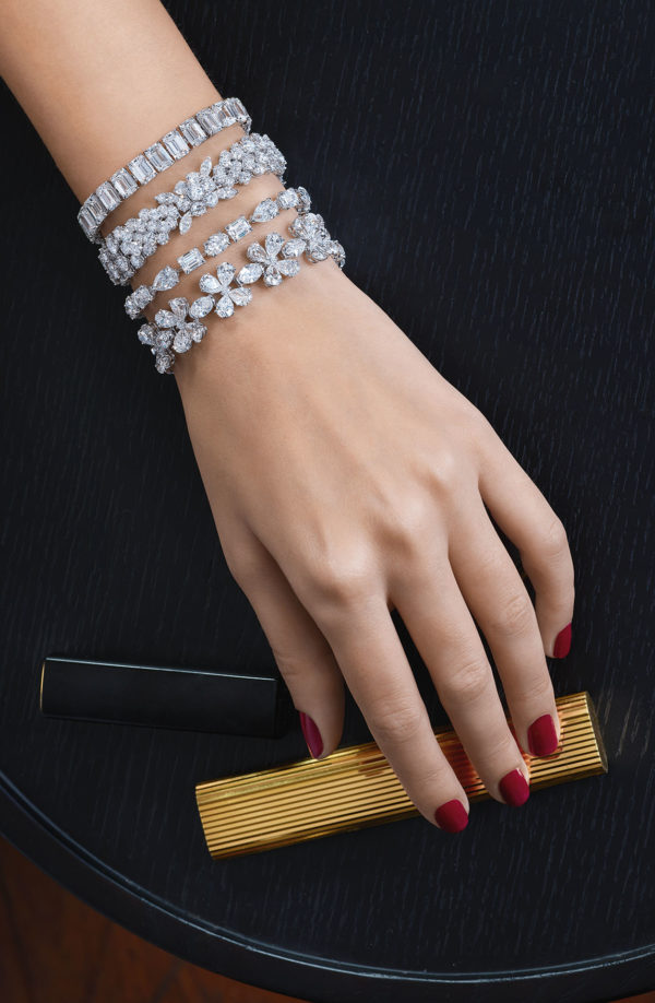 Diamonds Bracelets 01 | Maria Gaspari