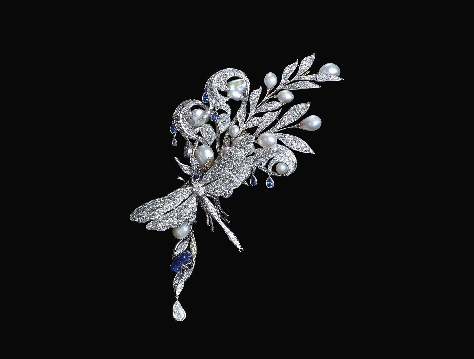 Pearls Brooch 04 | Maria Gaspari
