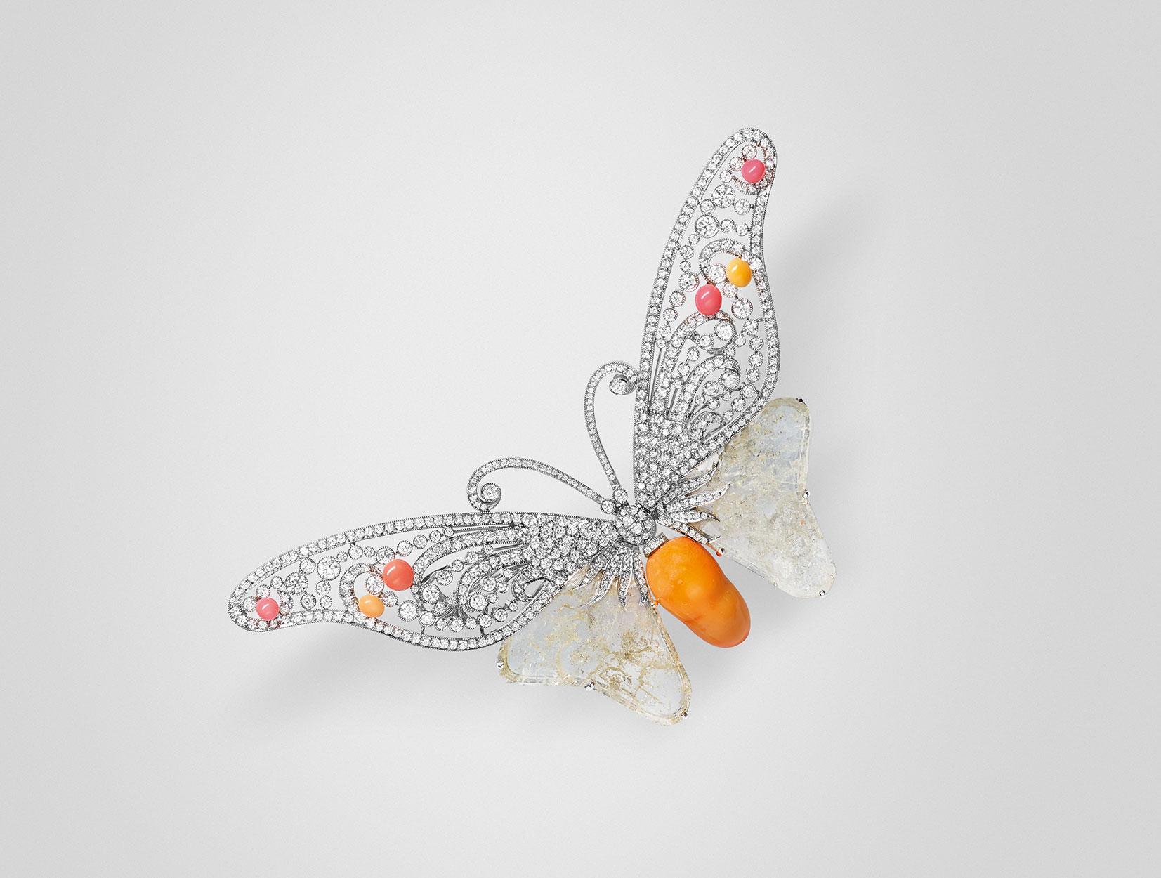 Conch Pearls Brooch 02 | Maria Gaspari