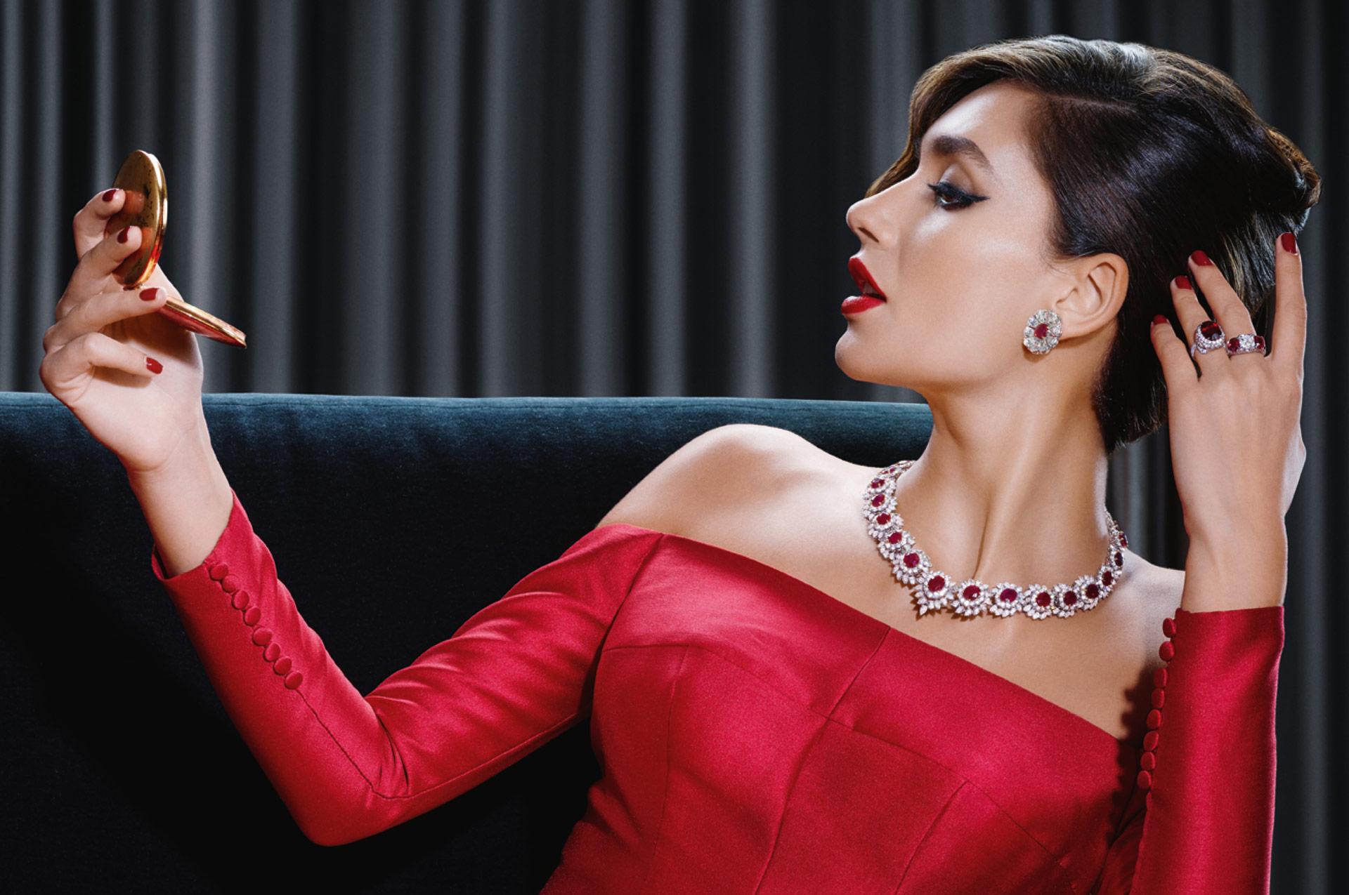 Rubies Jewellery 03 | Maria Gaspari