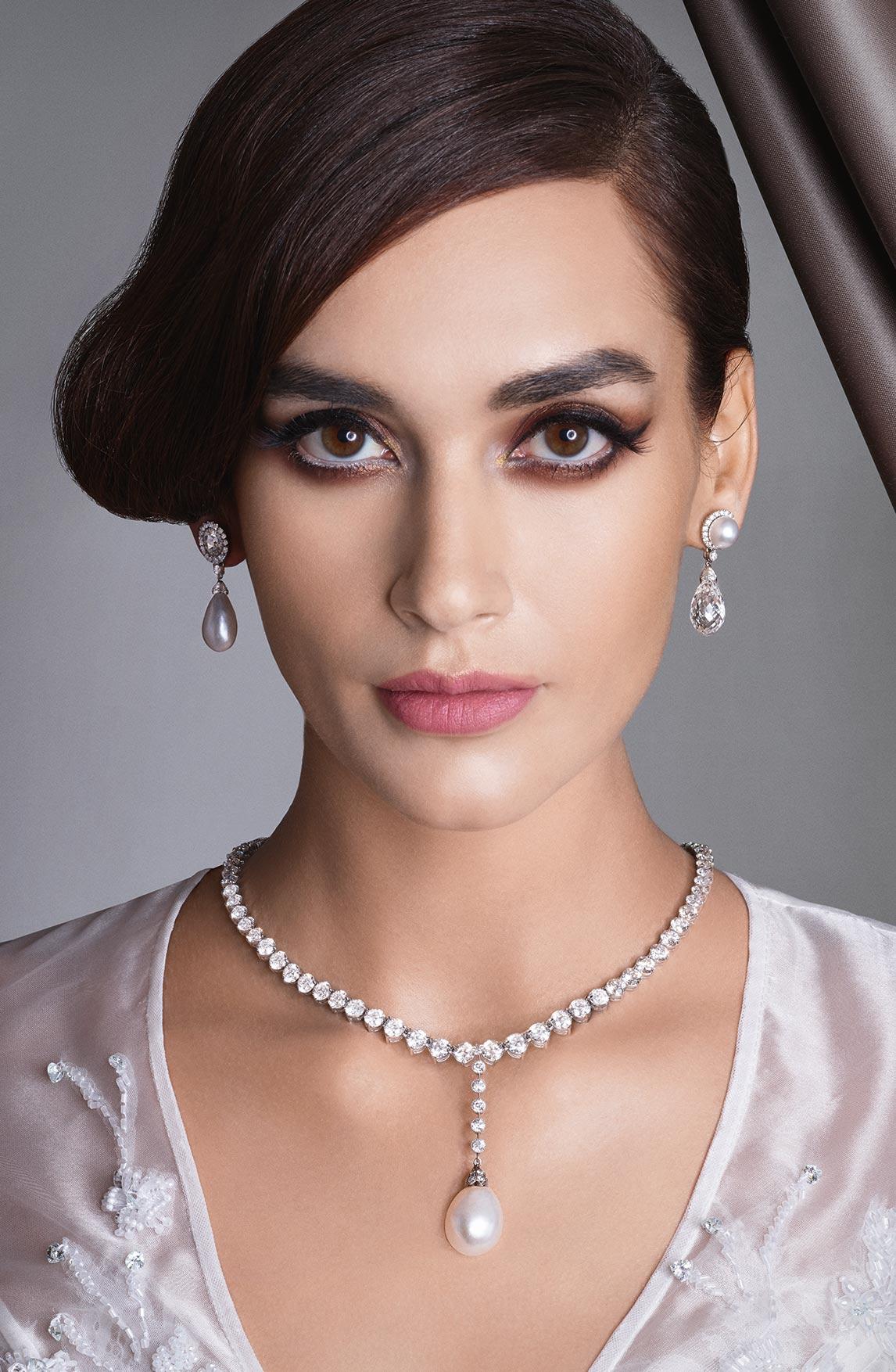 Pearls Jewellery 04 | Maria Gaspari