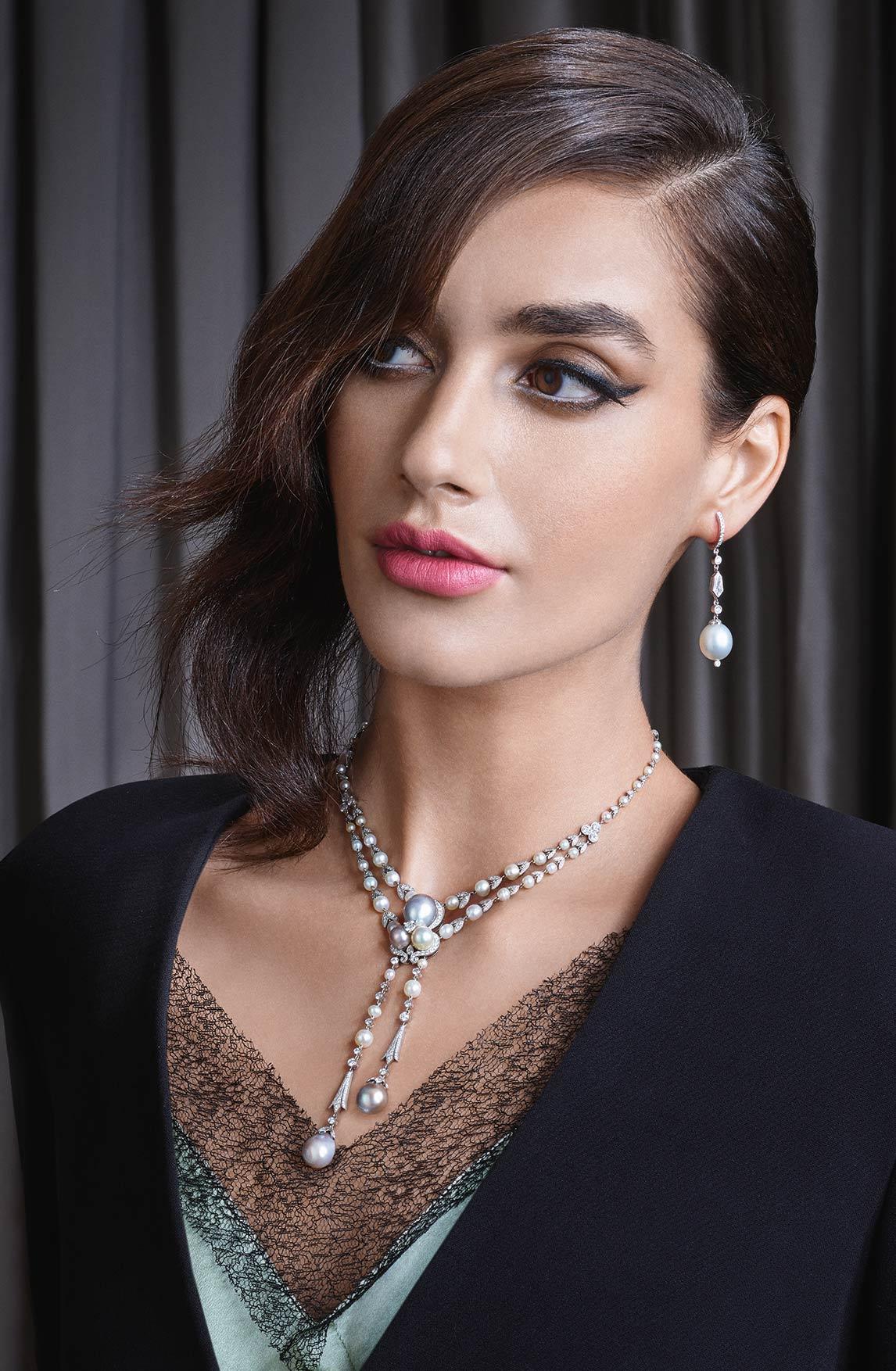 Pearls Jewellery 01 | Maria Gaspari