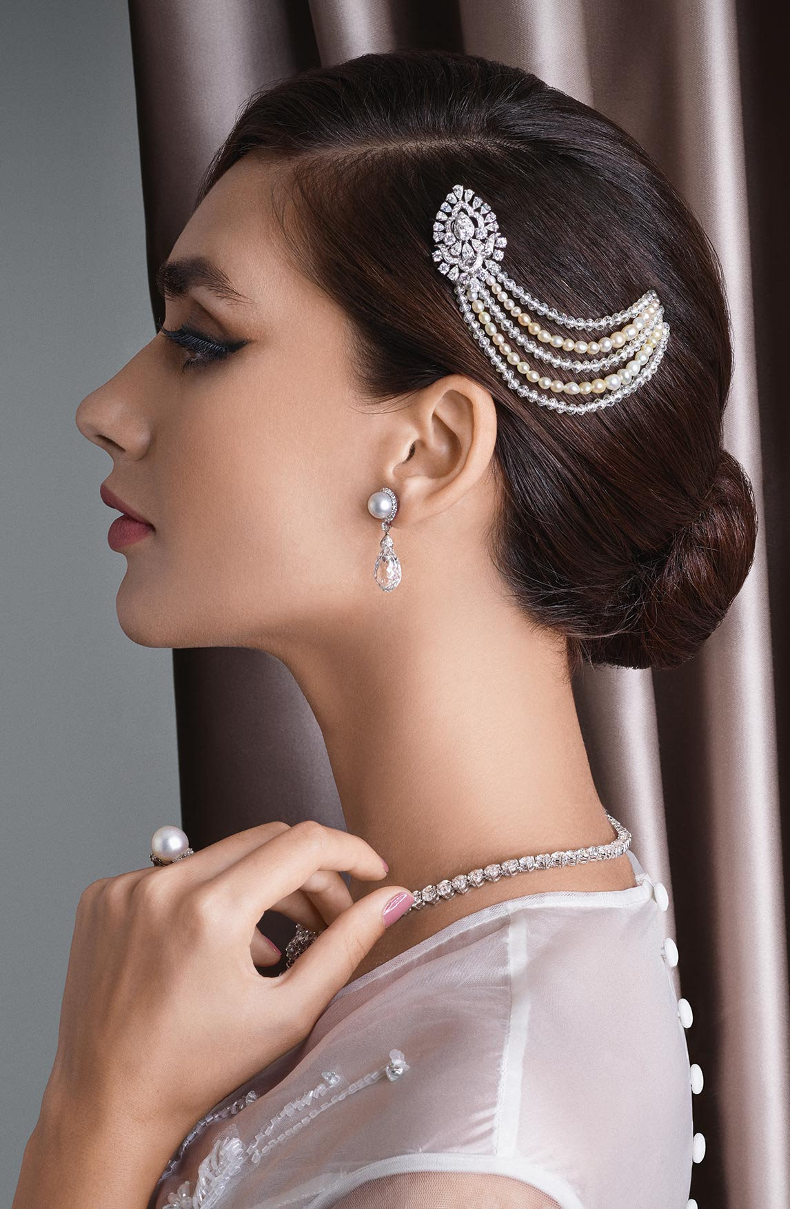 Pearls Jewellery 03 | Maria Gaspari
