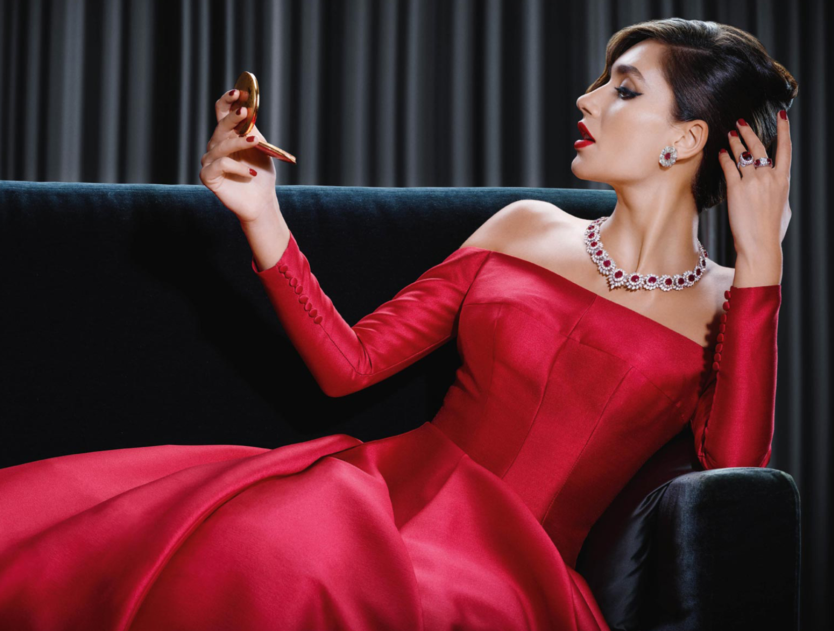 Rubies Jewellery 02 | Maria Gaspari