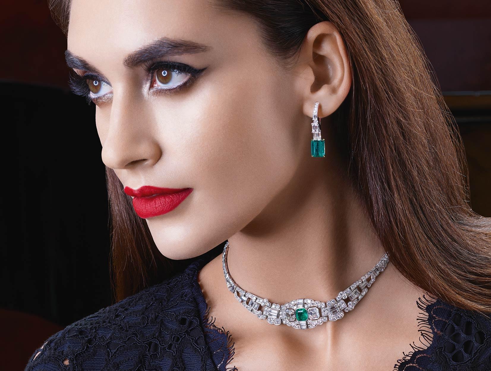 Emeralds Jewellery 01 | Maria Gaspari