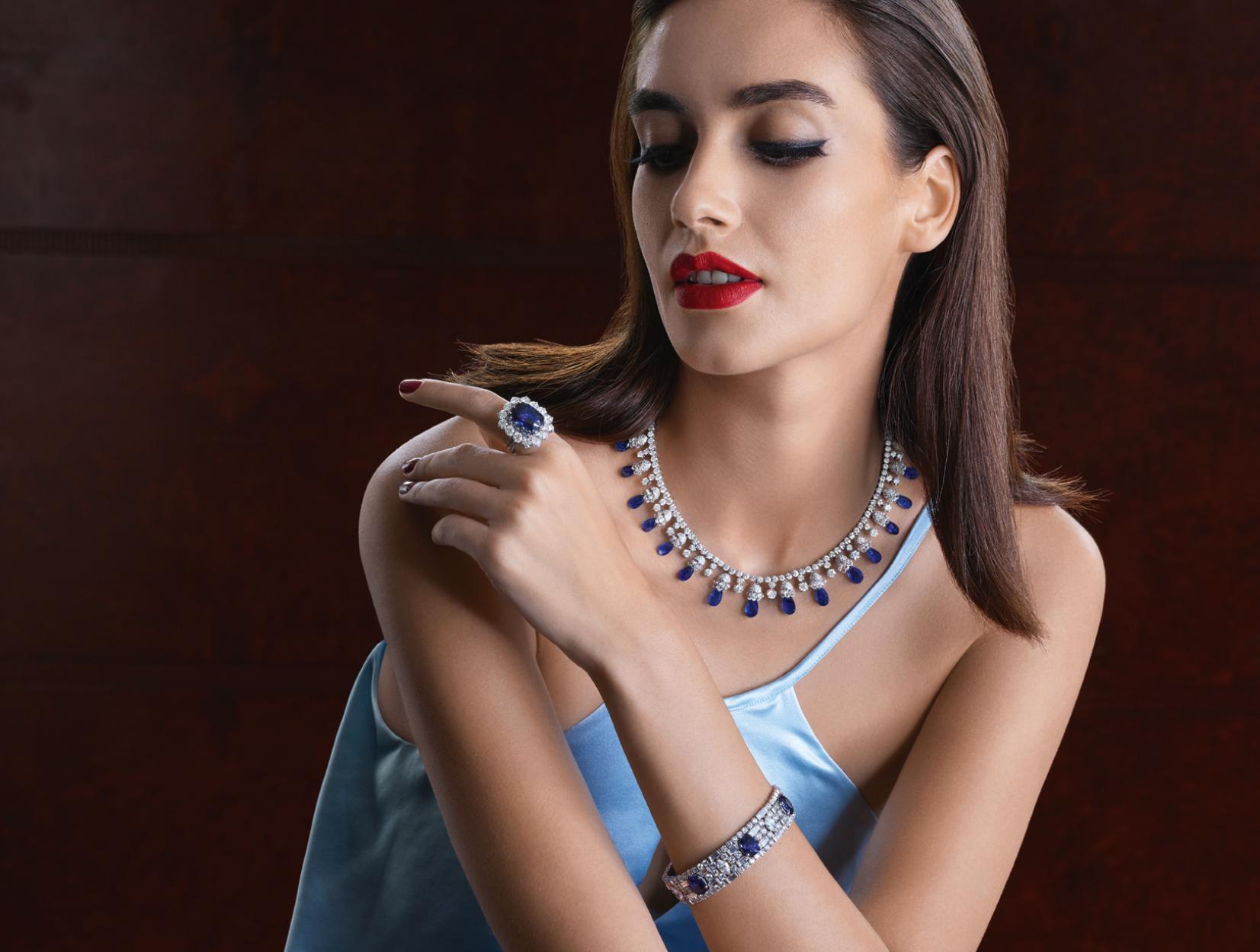 Sapphires Jewellery 01 | Maria Gaspari