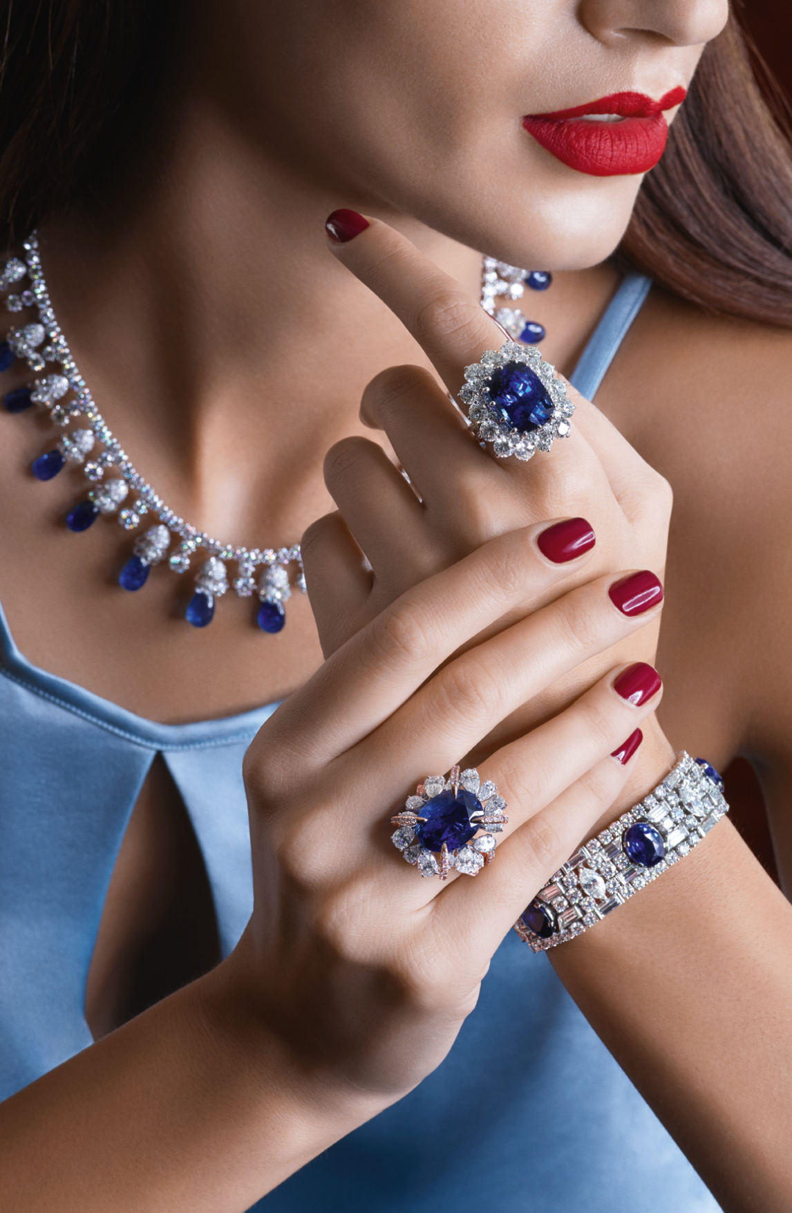 Sapphires Jewellery 02 | Maria Gaspari